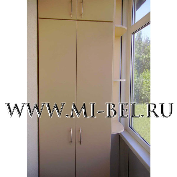 Шкафы на балкон фото